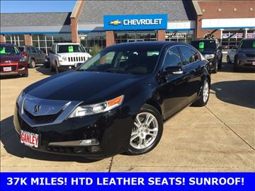 2011 Acura TL for sale in Aurora, OH