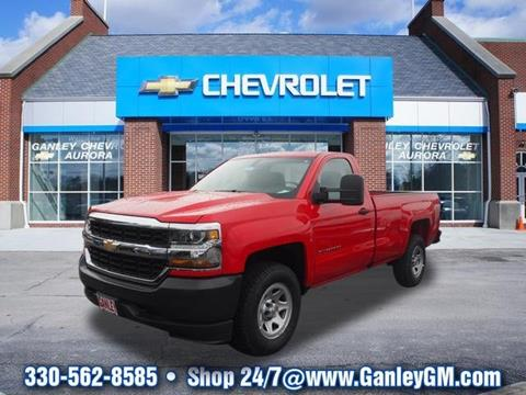 2017 Chevrolet Silverado 1500 for sale in Aurora, OH