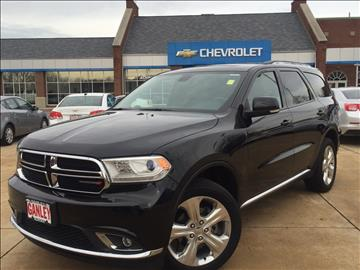 2015 Dodge Durango for sale in Aurora, OH