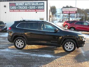 2015 Jeep Cherokee for sale in Cross Plains, WI