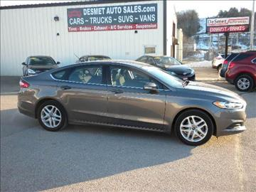 2014 Ford Fusion for sale in Cross Plains, WI
