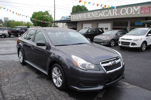 2013 Subaru Legacy for sale in Oneonta, NY