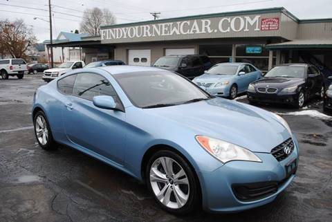 2010 Hyundai Genesis Coupe for sale in Oneonta, NY