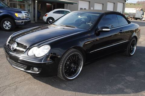 2006 Mercedes Benz CLK For Sale In Oneonta, NY