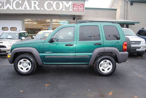 2004 Jeep Liberty for sale in Oneonta, NY