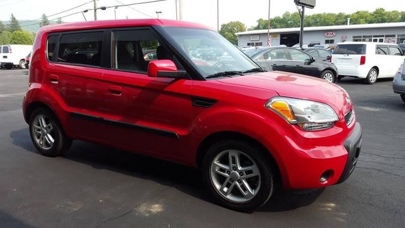2010 Kia Soul for sale at Susquehanna Auto in Oneonta NY