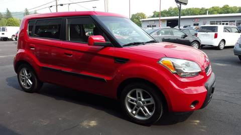 2010 Kia Soul for sale at Susquehanna Auto in Oneonta NY