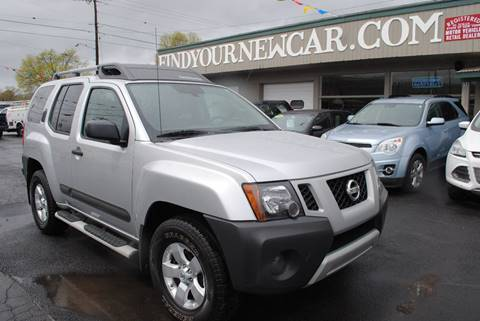2012 Nissan Xterra for sale in Oneonta, NY