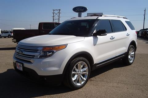 2014 Ford Explorer for sale in Highmore, SD