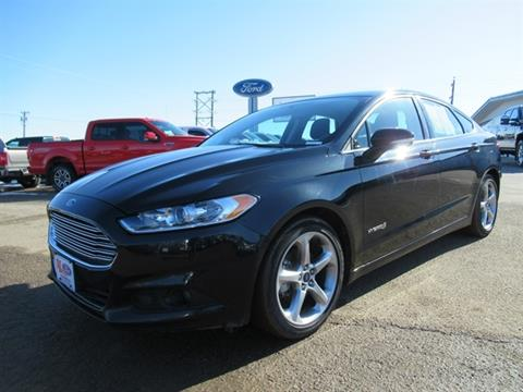 ford fusion hybrid for sale in south dakota - carsforsale