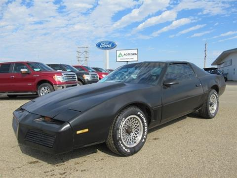 1983 Pontiac Firebird for sale in Highmore, SD