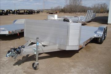 2017 Aluma 8218H for sale in Highmore, SD