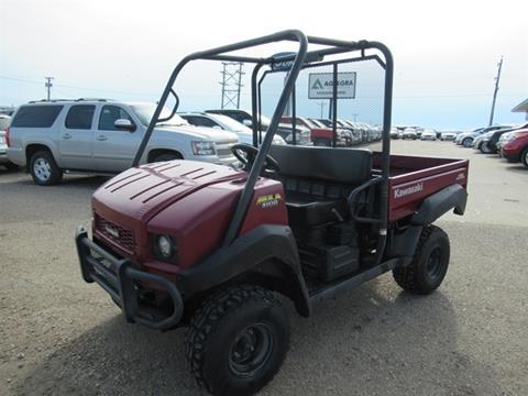 2014 Kawasaki Mule For Sale In Highmore Sd