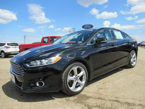 2016 Ford Fusion for sale in Highmore, SD