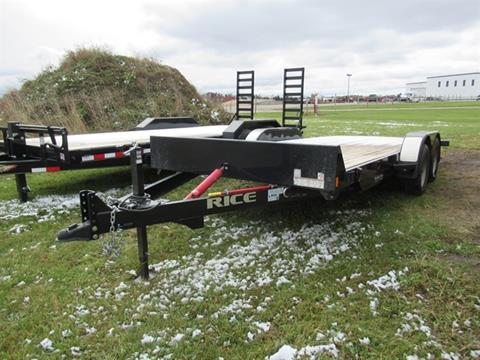 2019 Rice Trailers 18Ft Tilt for sale in Highmore, SD
