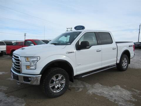 2016 Ford F-150 XLT for sale at Jan Busse Ford in Highmore SD