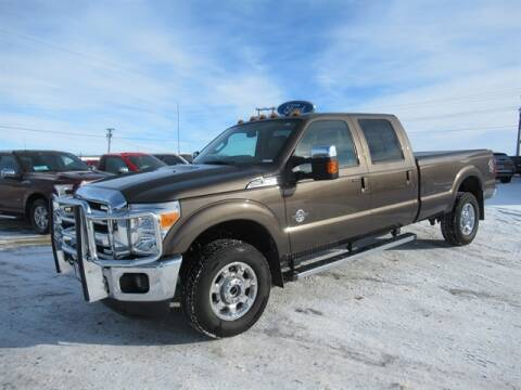2016 Ford F-350 Super Duty for sale at Jan Busse Ford in Highmore SD