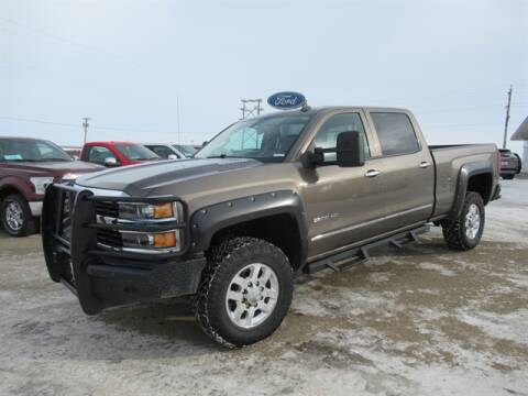2015 Chevrolet Silverado 2500HD for sale at Jan Busse Ford in Highmore SD