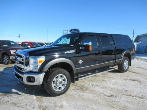 2016 Ford F-250 Super Duty for sale at Jan Busse Ford in Highmore SD