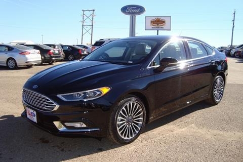 2017 Ford Fusion for sale in Highmore, SD