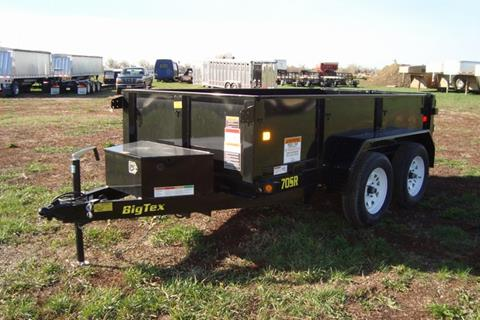 2017 Big Tex 5FTX10FT for sale in Highmore, SD
