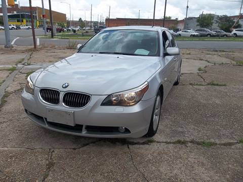 2006 BMW 5 Series for sale in Macon, GA