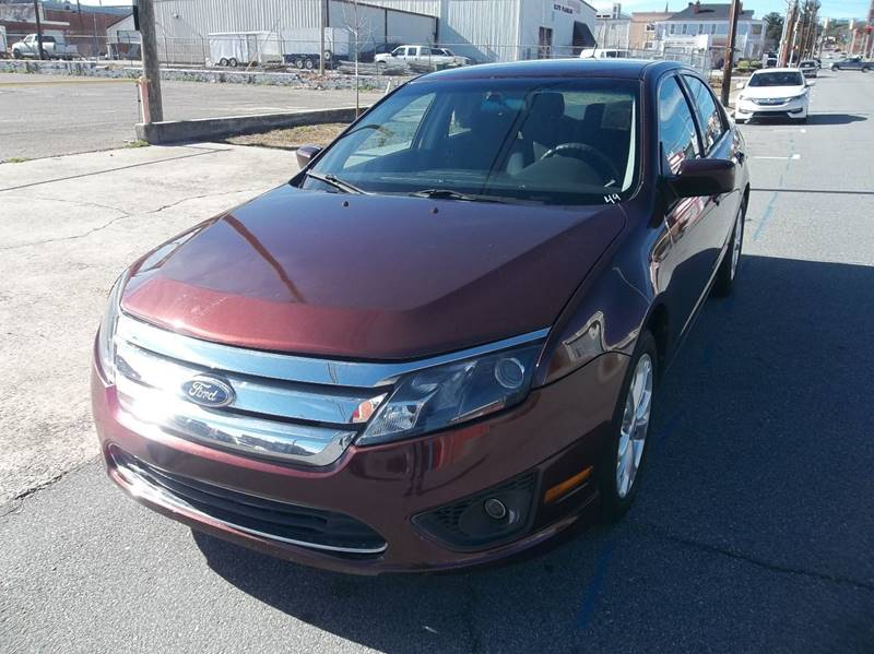 Ford Fusion SE Dr Sedan In Macon GA Import Auto Mall - Ford macon ga
