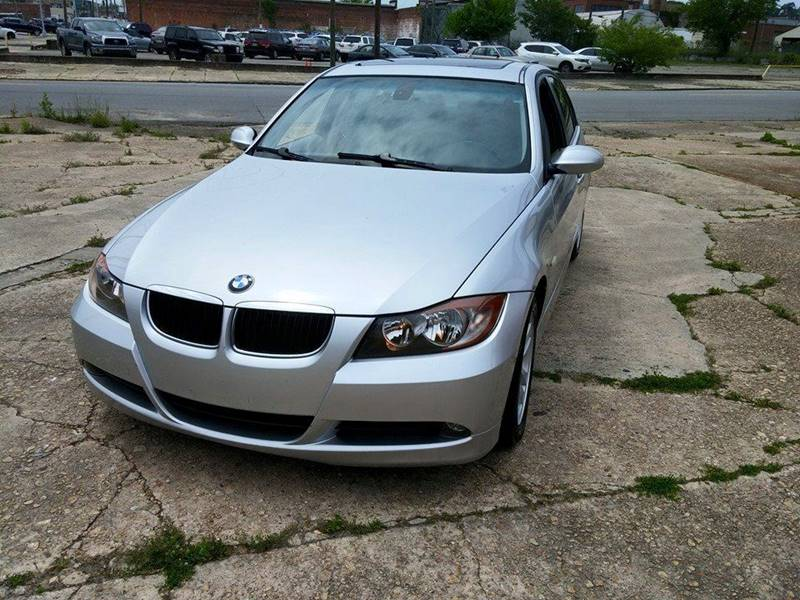 2006 bmw 3 series 325i 4dr sedan in macon ga import auto mall. Black Bedroom Furniture Sets. Home Design Ideas