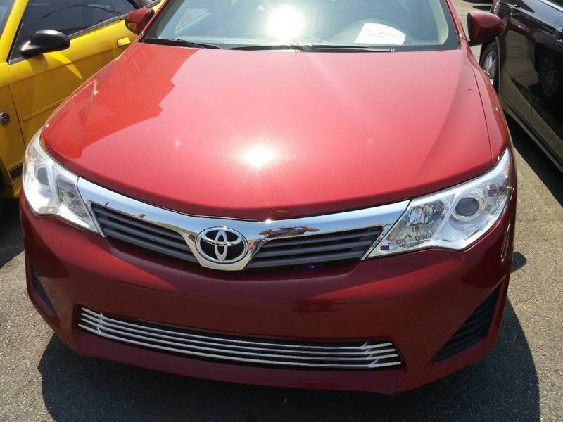 2012 Toyota Camry SE Sport Limited Edition 4dr Sedan   Macon GA