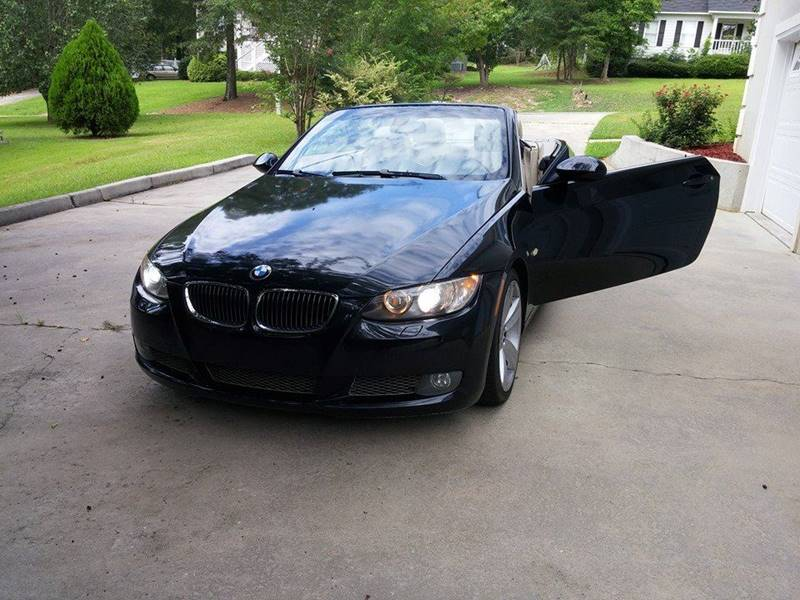 Bmw Series I Dr Convertible In Macon GA Import Auto Mall - 2008 bmw 3 series 335i convertible