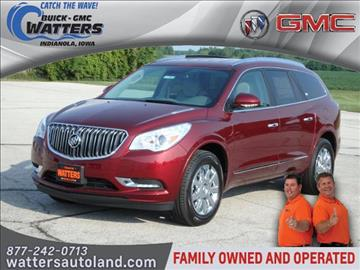 2017 Buick Enclave for sale in Indianola, IA