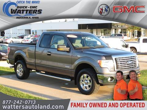 2012 Ford F-150 for sale in Indianola, IA