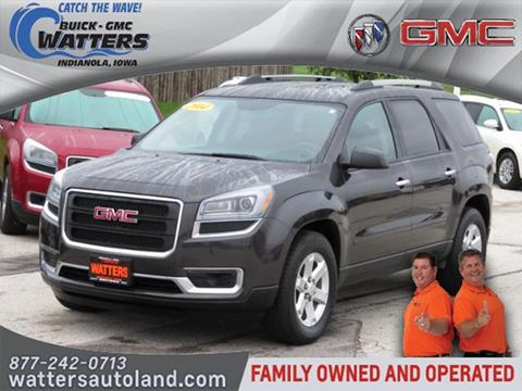 2014 GMC Acadia for sale in Indianola, IA