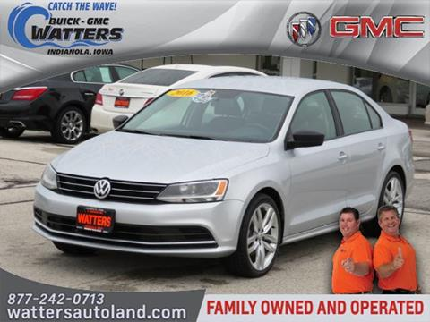 2016 Volkswagen Jetta for sale in Indianola, IA