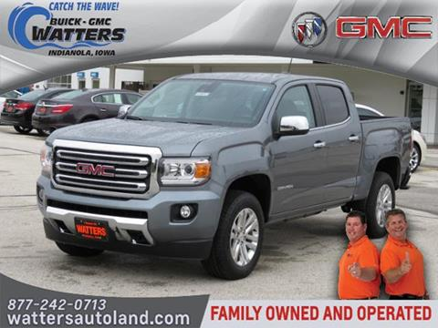 2018 GMC Canyon for sale in Indianola, IA