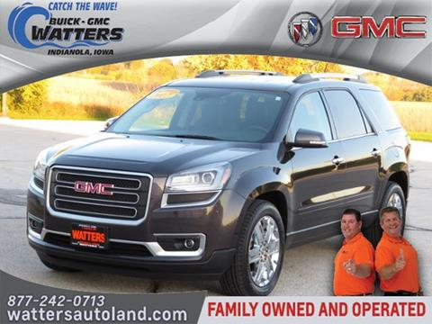 2017 GMC Acadia Limited for sale in Indianola, IA