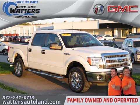 2013 Ford F-150 for sale in Indianola, IA
