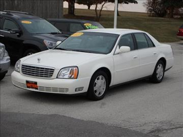 2005 Cadillac DeVille for sale in Indianola, IA