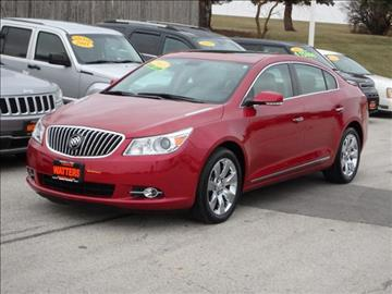 2013 Buick LaCrosse for sale in Indianola, IA