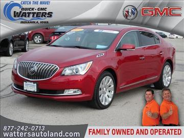 2014 Buick LaCrosse for sale in Indianola, IA