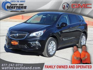 2017 Buick Envision for sale in Indianola, IA
