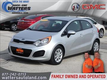 2012 Kia Rio5 for sale in Indianola, IA