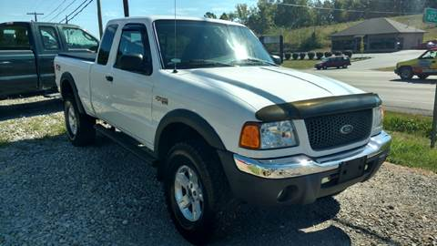 2003 Ford Ranger for sale in Zanesville, OH