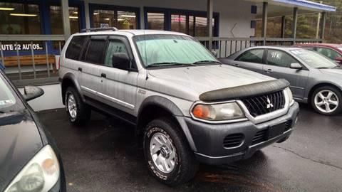 2002 Mitsubishi Montero Sport for sale in Zanesville, OH