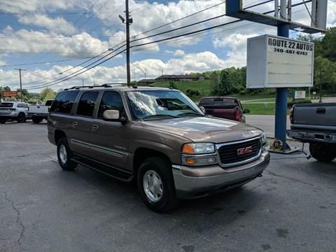 2004 GMC Yukon XL for sale in Zanesville, OH