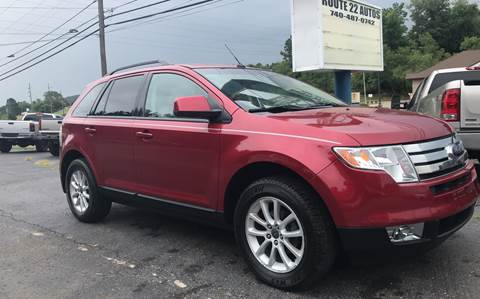 2007 Ford Edge For Sale >> 2007 Ford Edge For Sale In Zanesville Oh