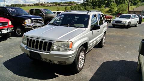 2002 Jeep Grand Cherokee for sale in Zanesville, OH