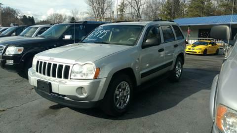 2006 Jeep Grand Cherokee for sale in Zanesville, OH