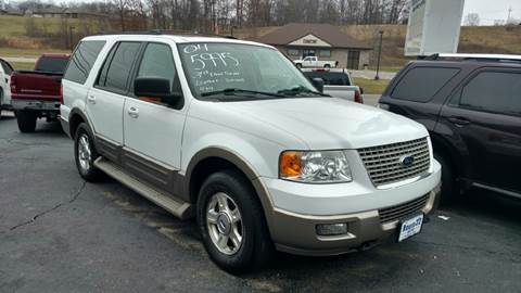 2004 Ford Expedition for sale in Zanesville, OH