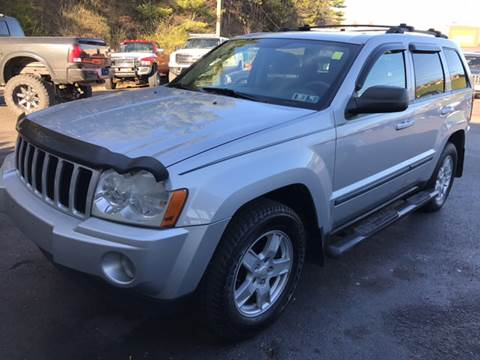 2007 Jeep Grand Cherokee for sale in Zanesville, OH